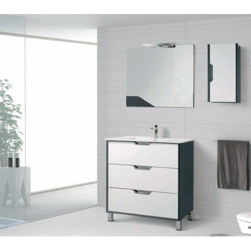 Mueble de baño Socimobel de 80cm serie Cuba