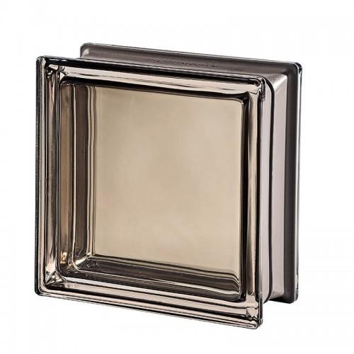 Bloque de vidrio Mendini Ágata 19x19x8cm