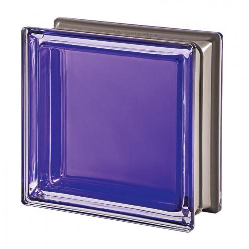 Bloque de vidrio Mendini Ametista 19x19x8cm
