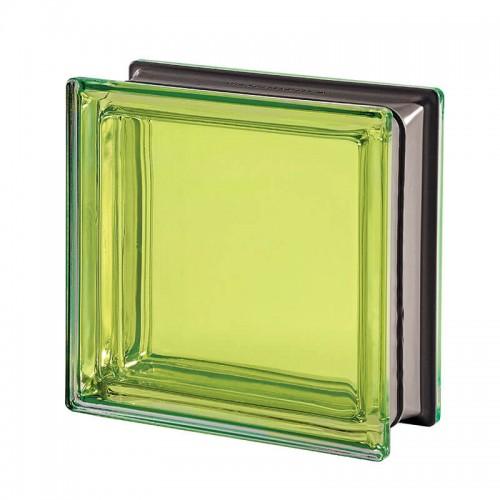 Bloque de vidrio Mendini Berillo 19x19x8cm