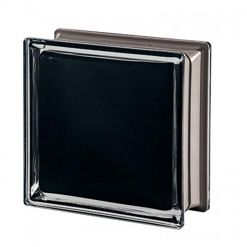 Bloque de vidrio Mendini Black 100% 19x19x8cm