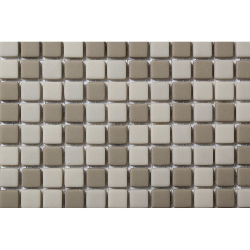 Mosaico Cuadrado Esmaltado Blend 66