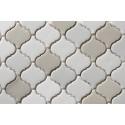 Mosaico Esmaltado Mezcla Hielo Brillante - MALLA