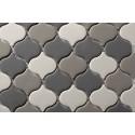 Mosaico Esmaltado Blend 68 Brillante - MALLA