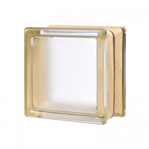 Bloque de vidrio Artic Vanilla 14,6x14,6x8cm