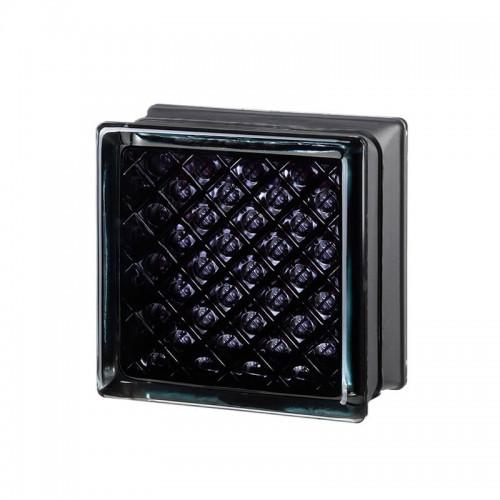 Bloque de vidrio Daredevil Black 100% 14.6x14.6x8cm