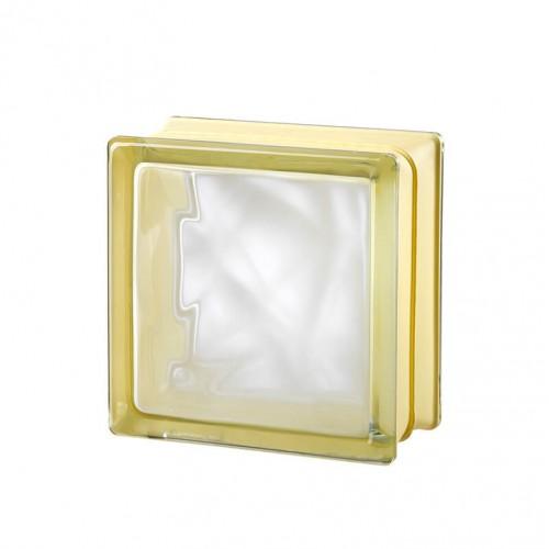 Bloque de vidrio Very Natural White 30% 14,6x14,6x8cm