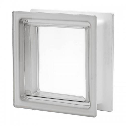 Bloque de vidrio Seves Transparente 33x33x12cm