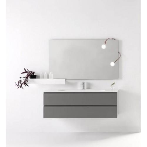 Mueble de baño Naxani de 130 cm serie Aran