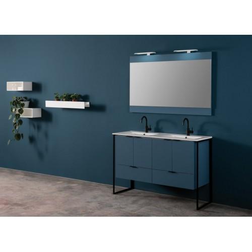 Mueble de baño Naxani serie Doki 2.0 petróleo