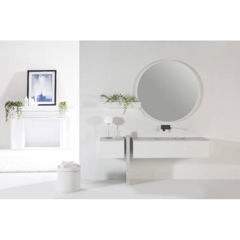 Mueble de baño Naxani serie Dolom Carrara