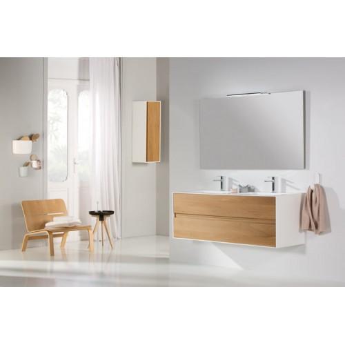 Mueble de baño Naxani de 130 cm serie Elysée