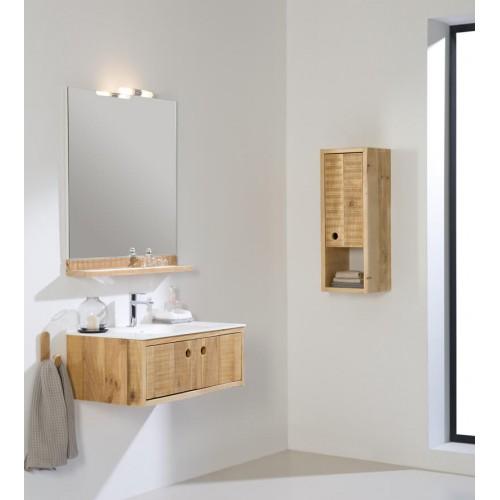 Mueble de baño Naxani de 80 cm serie Femty