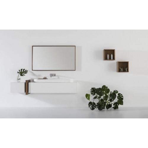 Mueble de baño Naxani de 140 cm serie Hayem