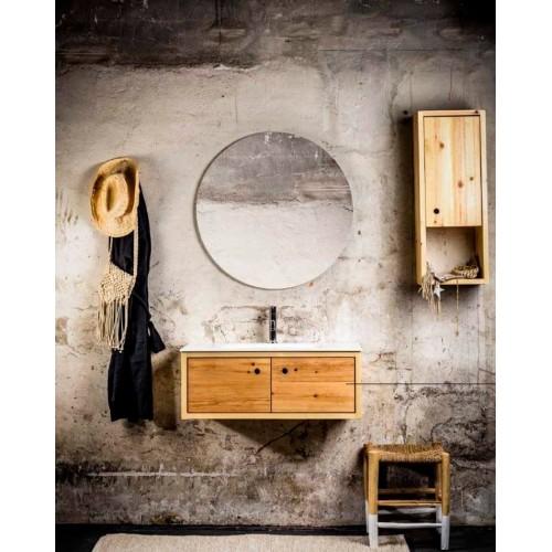 DecoBannio Mondial Bathroom Fipp Scandinavian Wood 80