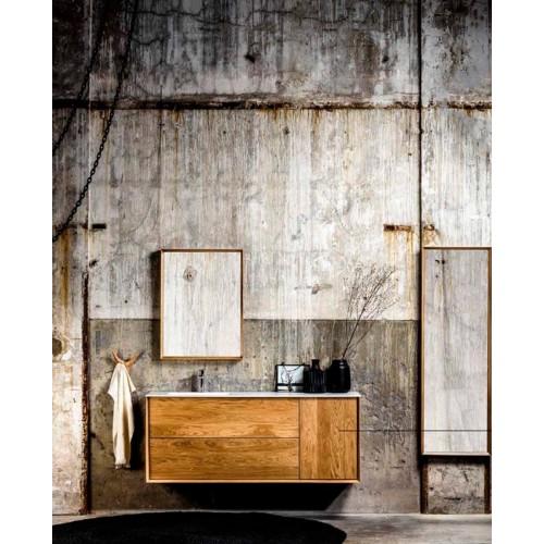 Mueble de baño Mondial Bathroom de 120cm serie Coff
