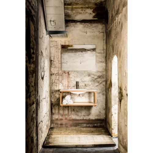 Mueble de baño 80 cm serie Flint Mondial Bathroom