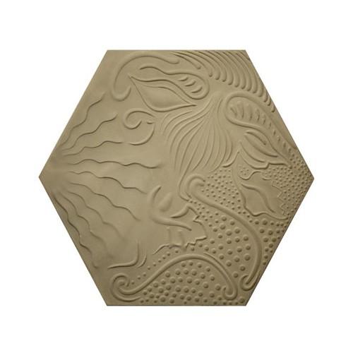 Baldosa Hidráulica 20x11,5cm Hexagonal Gaudí Nº 2