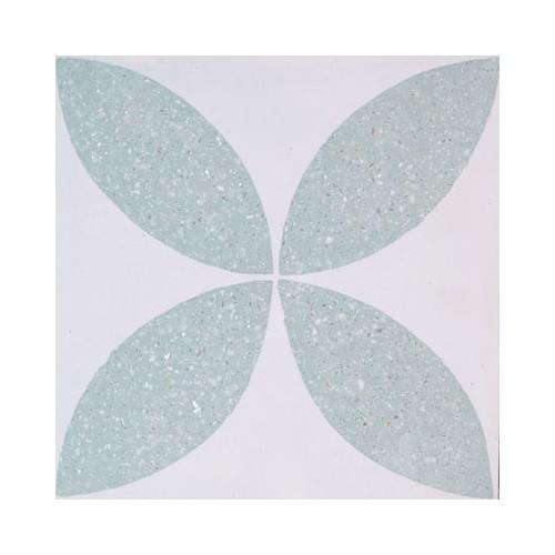 Baldosa Hidráulica 50x50x1,8cm Cement Nº 10