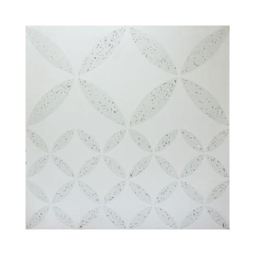 Baldosa Hidráulica 50x50x1,8cm Cement Nº 12
