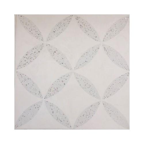Baldosa Hidráulica 50x50x1,8cm Cement Nº 13