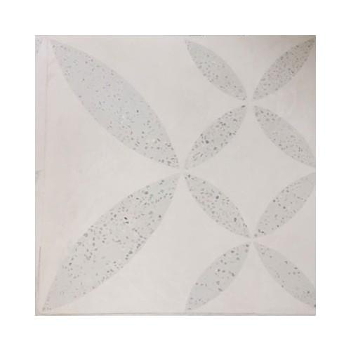 Baldosa Hidráulica 50x50x1,8cm Cement Nº 14