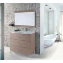 Mueble de baño Socimobel de 100cm serie Lima