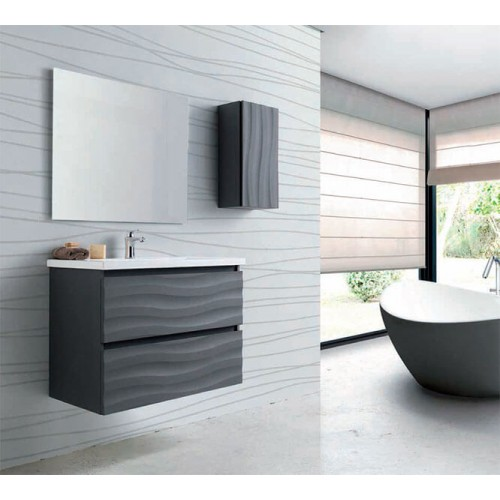 Mueble de baño Socimobel de 100cm serie Roma