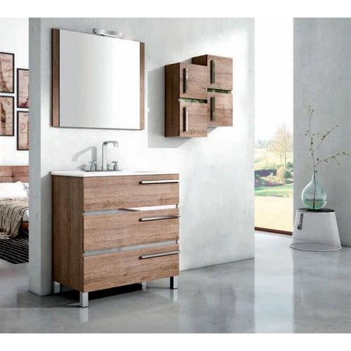 Mueble de baño Socimobel de 100cm serie Aurora