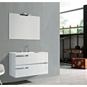 Mueble de baño 100cm serie Samara Socimobel