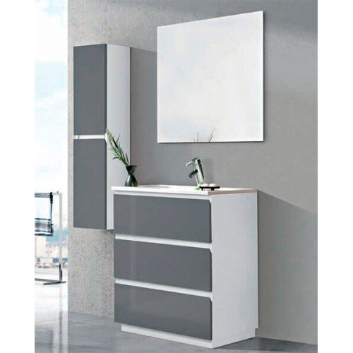 Mueble de baño Socimobel de 80cm serie Richis