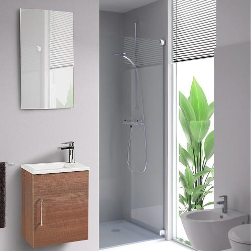 Mueble de baño Socimobel  de 40cm serie Porto