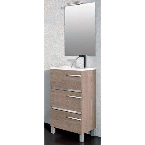 Mueble de baño Socimobel de 49cm serie Aurora Mini