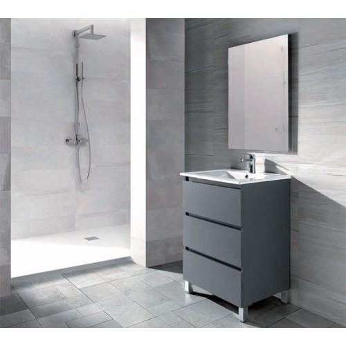 Conjunto mueble de baño Socimobel 100cm serie Sofía