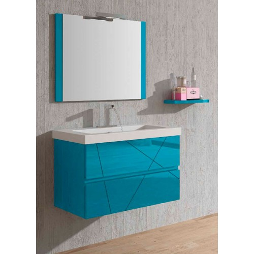 Mueble de baño Bellezza de 80cm serie Turín