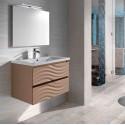 Mueble de baño Bellezza de 100cm serie Génova