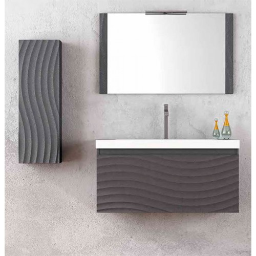 Mueble de baño Bellezza de 100cm serie Valentina