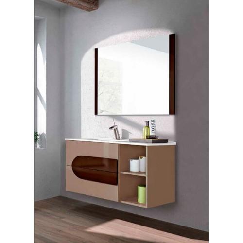 Mueble de baño Bellezza de 100cm serie Margarita