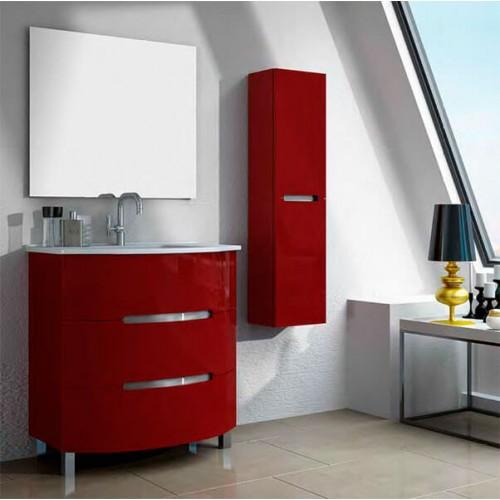 Mueble de baño Bellezza de 100cm serie Lirios