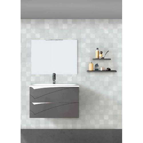 Mueble de baño Bellezza de 80cm serie Lucía