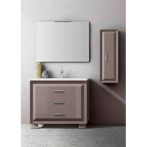 Mueble de baño Bellezza de 100cm serie Bled