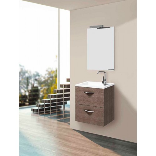 Mueble de baño Bellezza de 49cm serie Toti