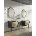 Mueble de Baño Neoclásico de 125cm