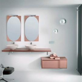 Mueble de Baño Moderno de 100cm