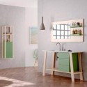 Mueble de Baño Moderno + 120cm