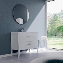 Mueble de Baño Clásico de 80cm