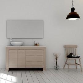Mueble de Baño Rústico + 120 cm
